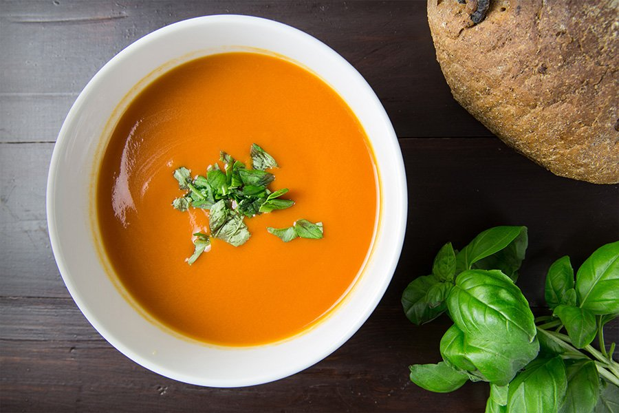 School Lunch Ideas-Soups