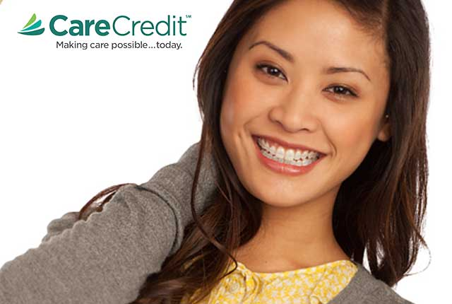Care Credit Payment Plan for Orthodontic Treatment