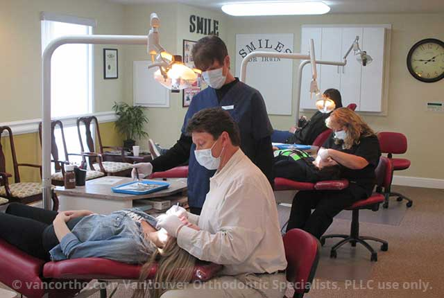 Free Consultation at Vancouver Orthodontic Specialists
