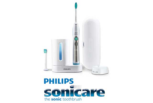Free Sonicare Toothbrush with each new banding