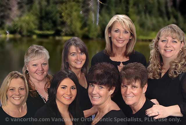 The Team at Vancouver Orthodontic Specialists