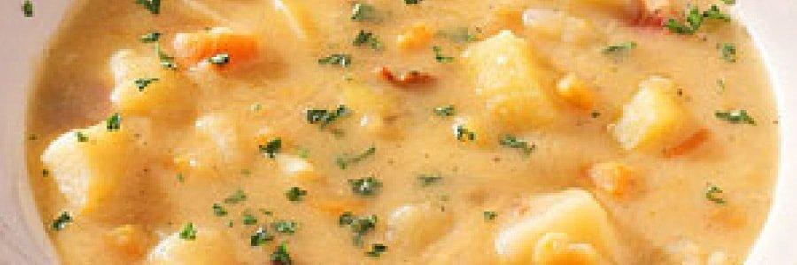 Ultimate! Potato Soup