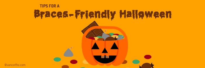Three Tips for a Braces Friendly Halloween from Vancouver Orthodontic Specialists, PLLC