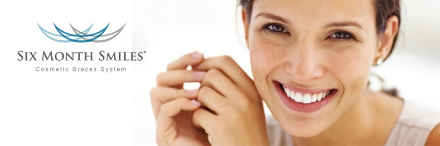 Get the Perfect Smile You've Always Wanted in as Little as Six Months!