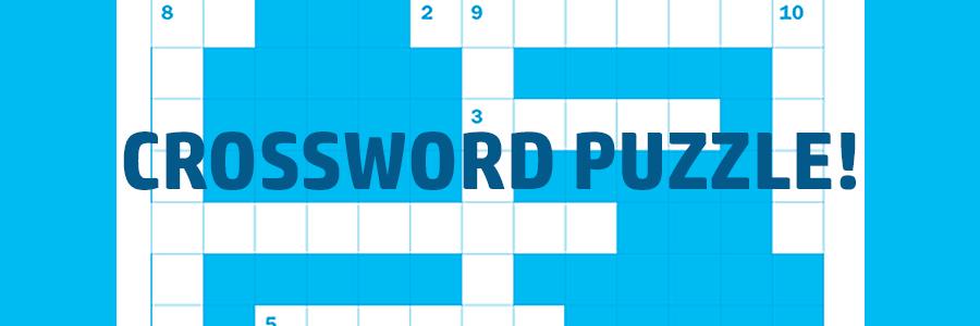 ortho crossword puzzle