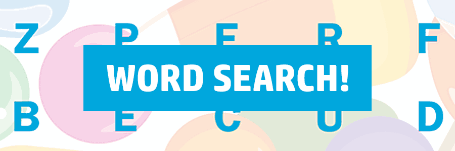 Ortho Word Search for Kids