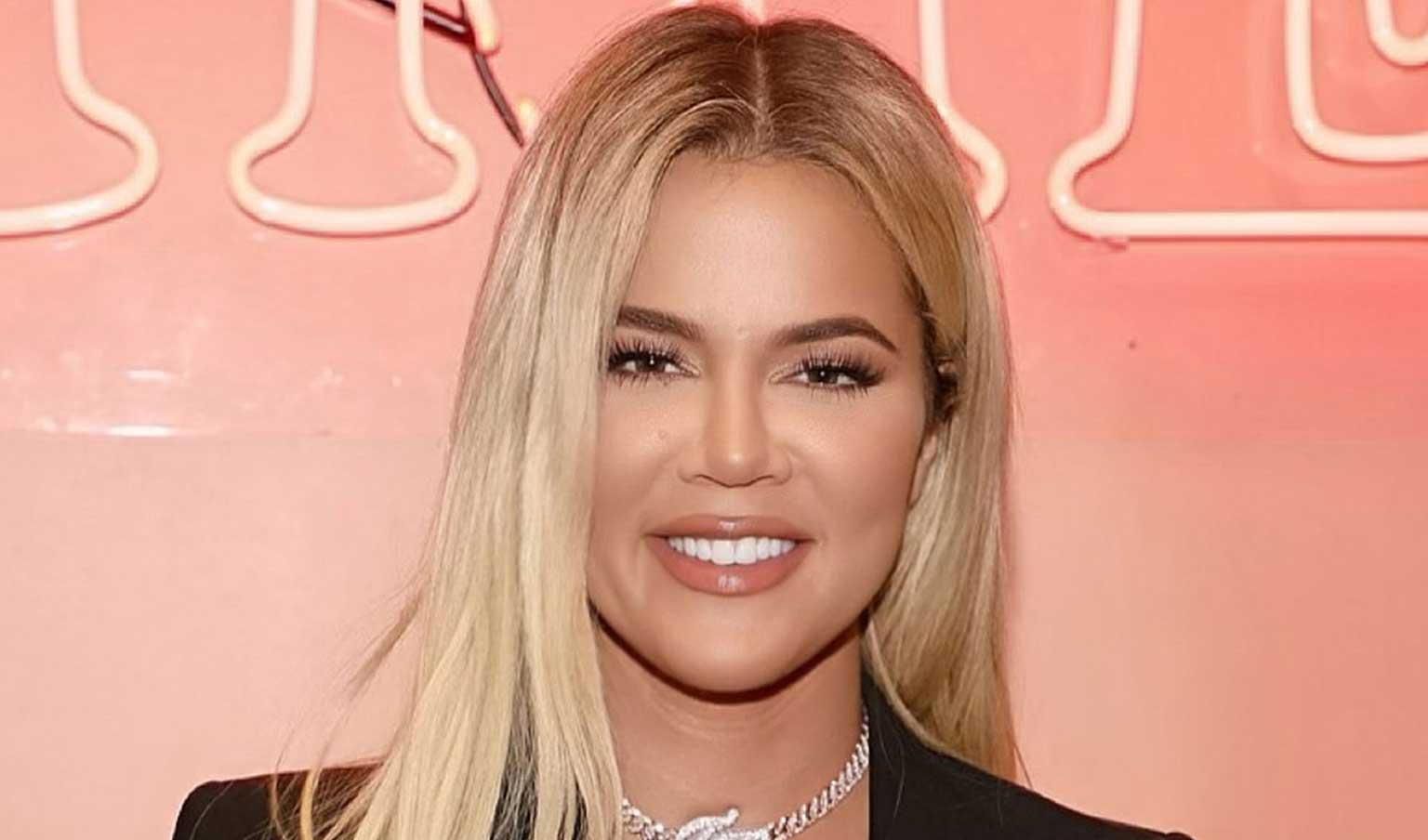 Khloe Kardashian used Invisalign to correct minor imperfections