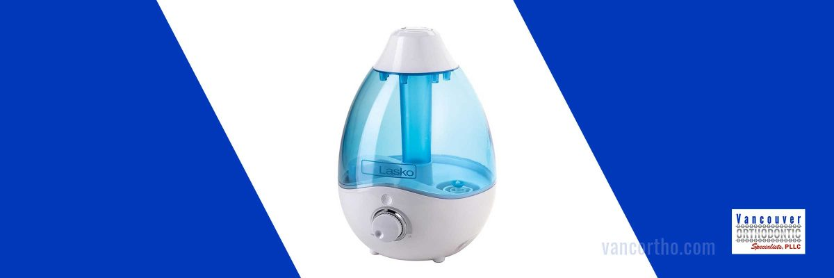 humidifier to help with dry mouth while sleeping