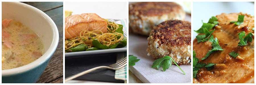 Four Ways to Serve Braces Friendly Salmon (Recipes)