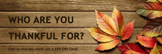 Win a $50 Applebees Gift Card!
