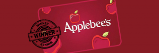 November Office Contest Winner of $50 Applebees Gift Card Announced