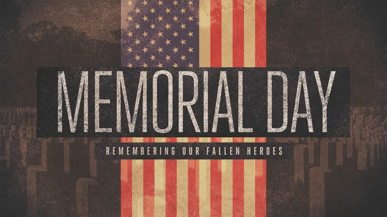 Memorial Day Fallen Heroes